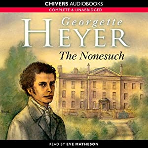 The Nonesuch | [Georgette Heyer]