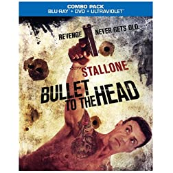 Bullet To The Head (Blu-ray+DVD+UltraViolet Combo Pack)