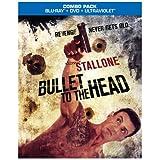 Bullet to the Head (Blu-ray + DVD + UltraViolet + Digital Copy)