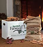 Fatwood, 12 lb. Bag