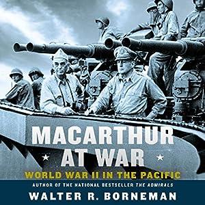 MacArthur at War Audiobook