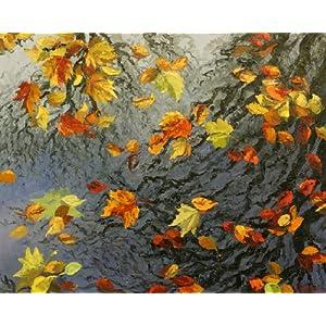 Fall's Leaves by Stanislav Sidorov