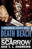 Invader: Death Beach (1 in the Invader Novella Series) (English Edition)