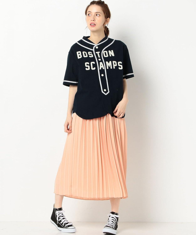 Amazon.co.jp: (アナザーエディション) Another Edition ChampionBASEBALL SHIRT 56114990325 79 Navy フリー: 服&ファッション小物