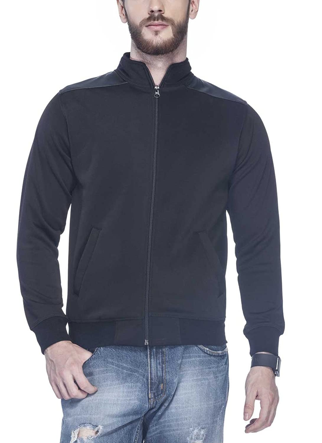Tinted Men's Polyester Jacket