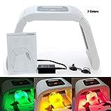 Hot Sale 7 Colors Skin Care Machine- PDT 7 LED Light Photodynamic Skin Care Rejuvenation Photon Facial Body Therapy US Plug