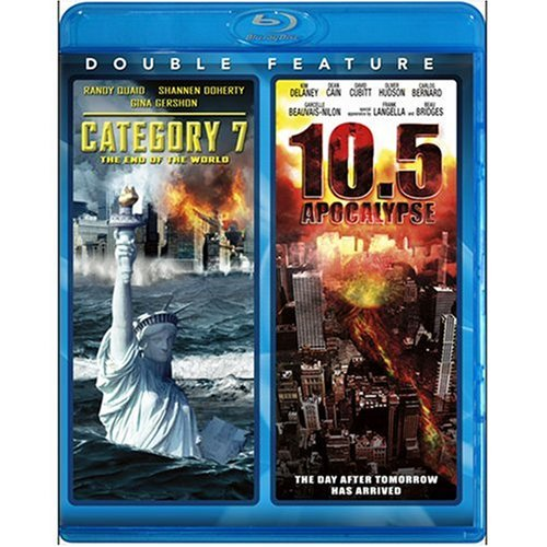 Cover art for  10. 5 Apocalypse/Category 7: The End of the World [Blu-ray]