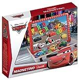 Quercetti - Superficie de juego magnética Cars 2 Cars