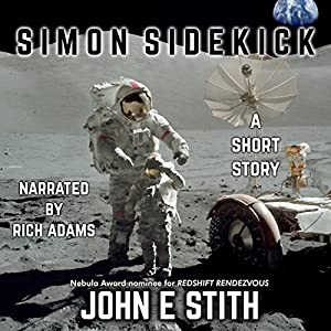 Simon Sidekick Audiobook