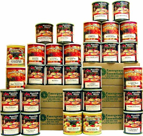3-Month Supply of Lunch and Dinner (Freeze Dried Strawberries 10 Can compare prices)