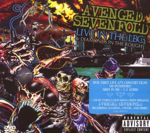 AVENGED SEVENFOLD - Live In The LBC/Diamonds In The Rough [DVD] - Zortam Music