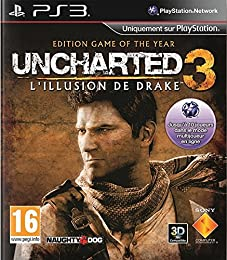 Uncharted 3 : L'Illusion de Drake Edition Game of The Year