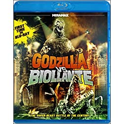 Godzilla vs. Biollante [Blu-ray]