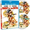 Shout at the Devil Blu-raydvd Combo