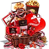 Be My Valentine - Valentine's Day Gift Basket
