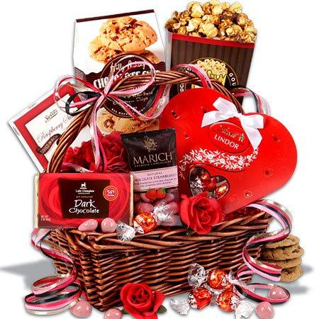 Be My Valentine - Valentine's Day Gift Basket