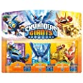 Skylanders Giants - Triple Character Pack - Pop Fizz, Trigger Happy, Whirlwind (Wii/PS3/Xbox 360/3DS/Wii U)