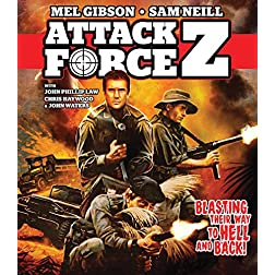 Attack Force Z [Blu-ray]