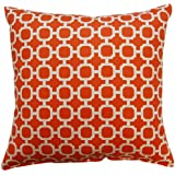 Dakotah Pillow Set, Hockley, Mandarin, Set of 2