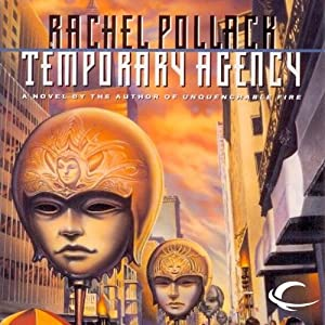 Temporary Agency Audiobook