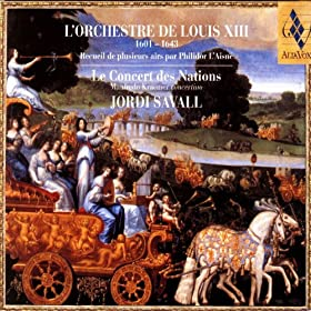 Musiques Pour Le Mariage Du Roy Louis XIII Faites En 1615: 3e Air En Suitte (Philidor)