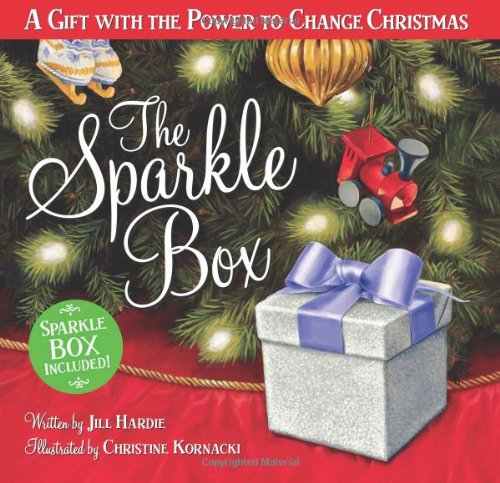 The Sparkle Box: A Gift with the Power to Change Christmas