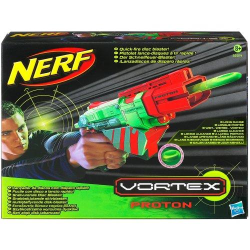 Imagen principal de Nerf Vortex protones (Hasbro)