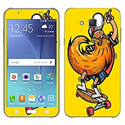 Theskinmantra Roller beard SKIN for Samsung Galaxy J7