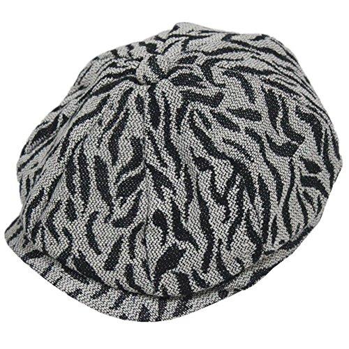 Home prefer unisex men 39 s hooligan cap wool ivy newsboy cap for Home prefer hats