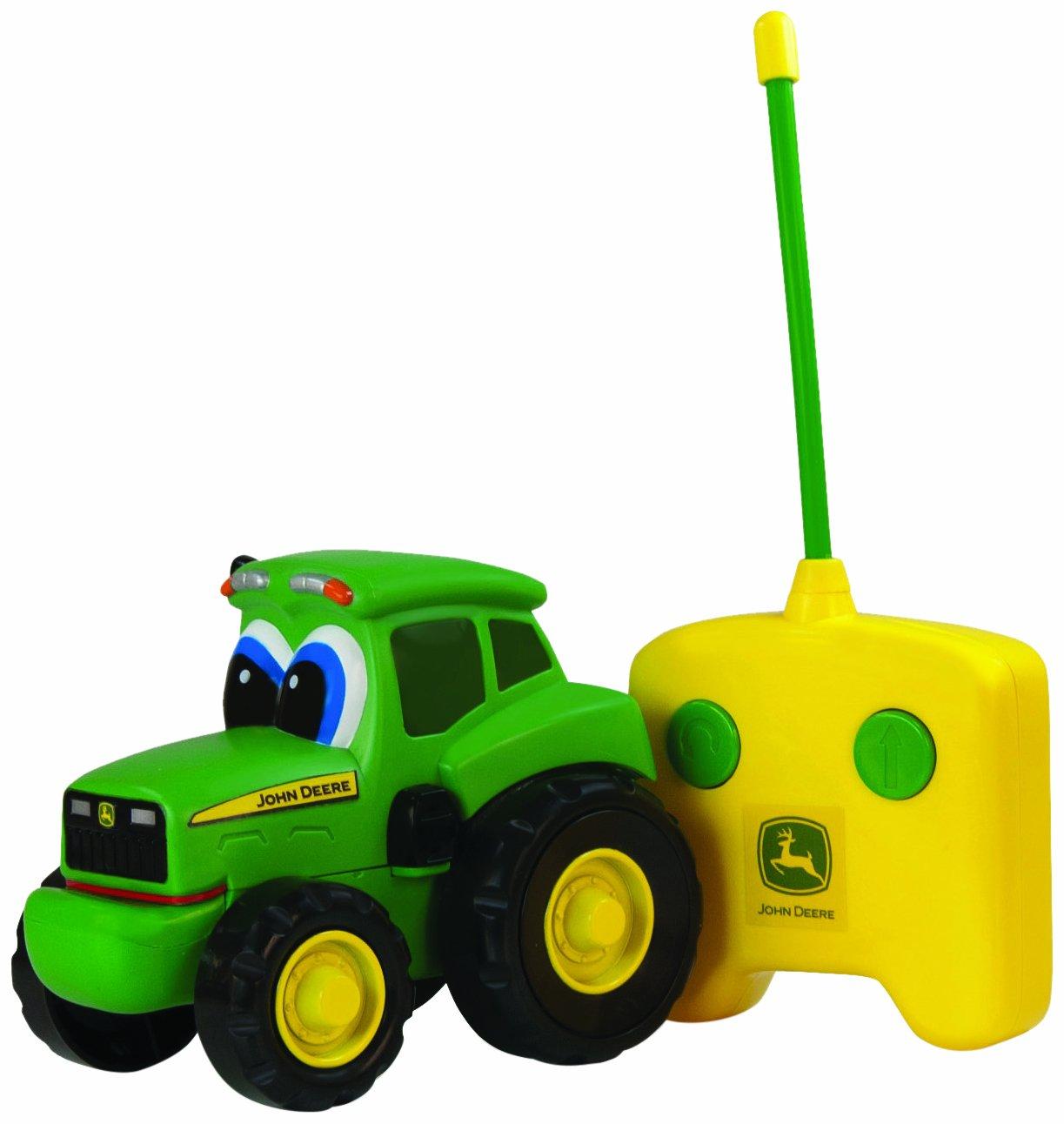 john deere 42946 r c johnny traktor echt klasse meiner meinung nach john deere spielzeug. Black Bedroom Furniture Sets. Home Design Ideas
