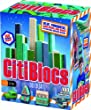 Citiblocs Cool Colors Precision Cut Building Blocks (100 Piece Cool)