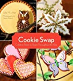 img - for By Julia M. Usher Cookie Swap: Creative Treats to Share Throughout the Year (1st Edition) book / textbook / text book