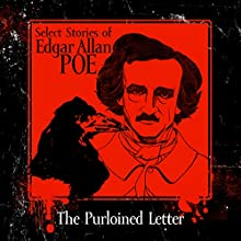 The Purloined Letter Audiobook by Edgar Allan Poe Narrated by Chris Lutkin