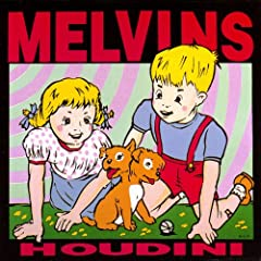 Melvins Goin' Blind cover