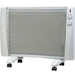 Syntrox Germany 1000 Watt elektrische Wärmewellenheizung  BaumarktKritiken und weitere Informationen