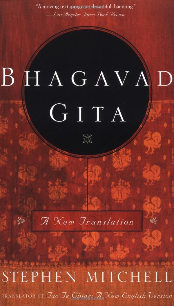 Personal Essay on the Bhagavad Gita? Ideas?