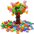 VIAHART Brain Flakes 500 Piece Interlocking Plastic Disc Set | A Creative and Educational Alternative to Lego Building Blocks | Tested for Children's Safety | A Great Toy for Both Boys and Girls!