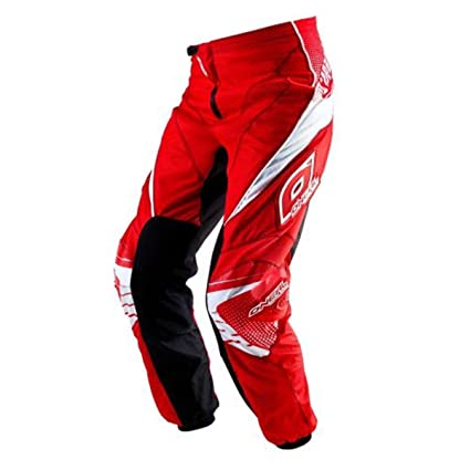 O Neal Pantalon Element Rouge Blanc 2012 Taille 30