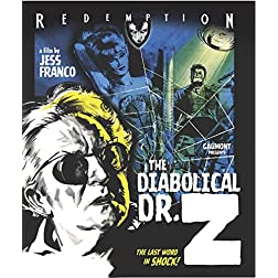 Diabolical Dr. Z [Blu-ray]