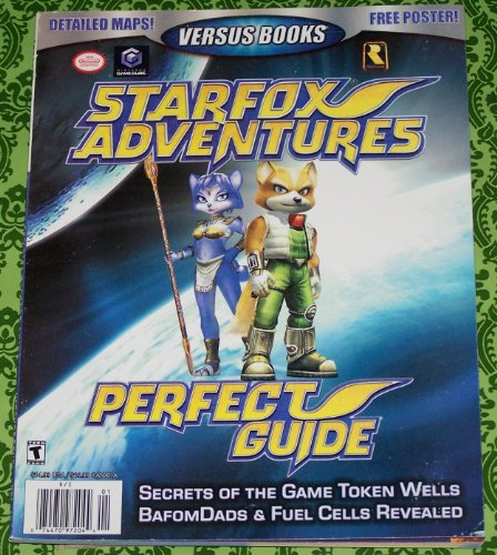 Versus Books Official Perfect Guide for Star Fox Adventures: Dinosaur Planet