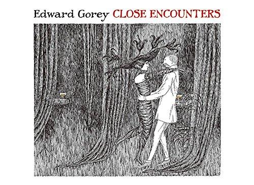 Edward Gorey Close Encounters Boxed Notecards 0312