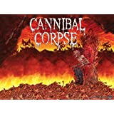 Posterhouzz Music Cannibal Corpse Band (Music) United States Death Metal Metal HD Wall Poster