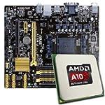 AMD A10-7850K / ASUS A78M-A Mainboard...