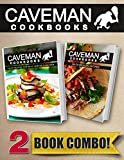 Paleo Recipes For Auto-Immune Diseases and Paleo Mexican Recipes: 2 Book Combo (Caveman Cookbooks)
