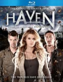 Haven: Complete Fourth Season [Blu-ray]