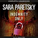 Indemnity Only: A V. I. Warshawski Mystery, Book 1