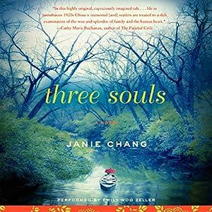 Three Souls Audiobook