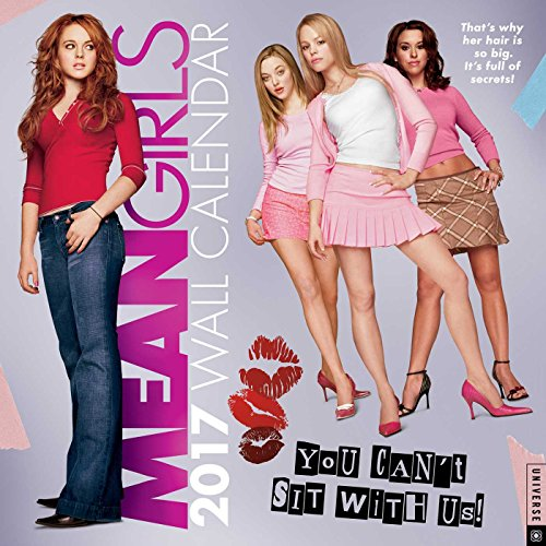 Mean Girls 2017 Wall Calendar (Quote Merchandise compare prices)