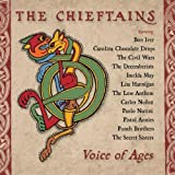 The Chieftains Voice of Ages by The Chieftains (2012) Audio CD