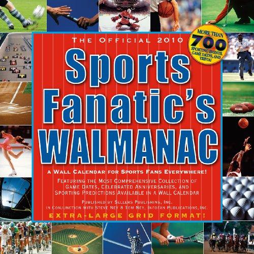 Sports Fanatic's Walmanac 2010 Calendar